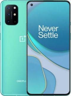 Мобильный телефон OnePlus 8T 12/256GB Aquamarine Green (5011101270)