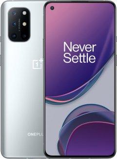 Мобильный телефон OnePlus 8T 8/128GB Lunar Silver (5011101268)