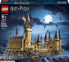 Конструктор LEGO Harry Potter Замок Хогвартс 6020 деталей (71043) (5702016369434)