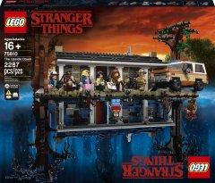Конструктор LEGO Stranger Things 2019 По ту сторону 2287 деталей (75810)