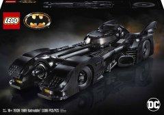 Конструктор LEGO Super Heroes 1989 Batmobile 3306 деталей (76139)