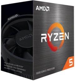 Процессор AMD Ryzen 5 5600G 3.9GHz/16MB (100-100000252BOX) sAM4 BOX