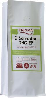 Кофе в зернах Enigma El Salvador SHG 1 кг (4000000000024)