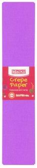 Набор гофрированной бумаги Maxi 55% 50 х 200 см 10 шт Сиреневой (MX61615-48)