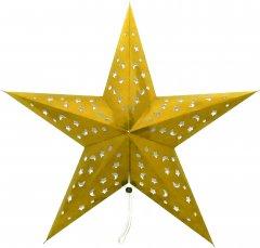 Подвесной аксессуар 3D Angel Gifts 60х60 см Золотистый (Я17233_AG91279_5)