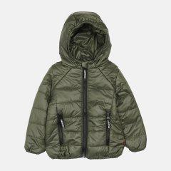 Демисезонная куртка Одягайко 22746 104 см Хаки (ROZ6400141913)