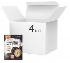 Упаковка перца Приправка Черный горошек 50 г х 4 шт (4820195512647)