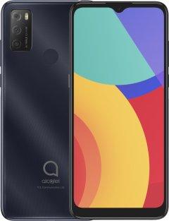 Мобильный телефон Alcatel 1S Dual SIM 3/32GB Elegant Black (6025H-2AALUA12)