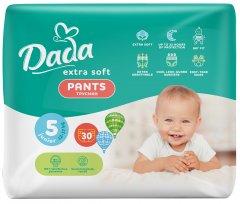 Трусики-подгузники Dada Extra Soft 5 Junior 12-17 кг 30 шт (4820174980658)