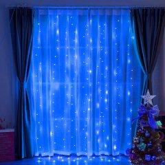 Светодиодная гирлянда Decorative Light LED 360 3.5 м Синий (2000992396844)