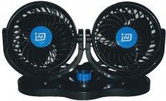 Вентилятор автомобильный inDrive IFN-512-2 12 В
