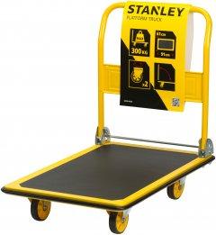 Тележка с платформой Stanley PC528 для перемещения грузов 300 кг (8717496635280)
