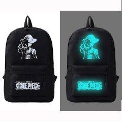 Рюкзак городской светящийся с человечком в шляпе