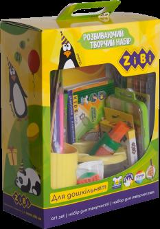 Развивающий набор ZiBi для творчества детей 3-6 лет (ZB.9954)