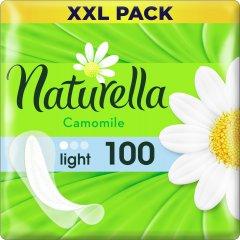 Ежедневные гигиенические прокладки Naturella Сamomile Light 100 шт (8001090603760)