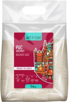 Рис Art Foods Басмати 5 кг (4820191592650)