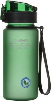 Бутылка для воды Casno KXN-1114 400 мл Зеленая (KXN-1114_Green)