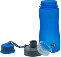 Бутылка для воды Casno KXN-1116 600 мл Синяя (KXN-1116_Blue)
