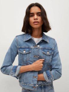 Джинсовая куртка Mango 17050817-TM M (8445306927446)
