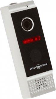 Панель вызова Green Vision GV-002-J-PV80-110 Silver (LP4359)