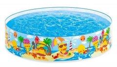Детский бассейн Intex Утинный Риф 122 × 25 см 218 Л