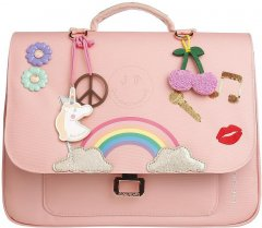 Портфель Jeune Premier Mini Lady Gadget Pink для дошкольников 26.5х10х32 см (5425038798708)
