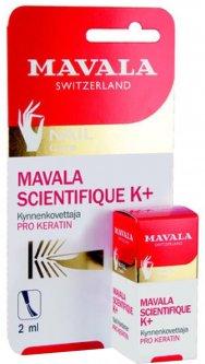 Проникающий укрепитель ногтей с кератином Mavala Scientifique К+ 2 мл (7618900995611)