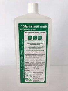Жидкий порошок Bilysna базик стирки , 1л
