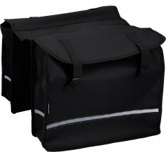 Сумка велосипедная Dunlop Bicycle Bag 39x35x37 см Black (871125207676-1 black)