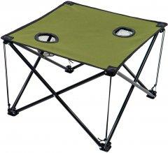 Стол раскладной BERGER CF-1204 48 х 48 х 38 см Зеленый (CF-1204)