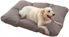 Лежак для собак Noble pet Bernard 110x70 см Серый (B2120/110) (00000208)