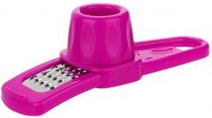 Пресс для чеснока Supretto 13 см Pink (5607)