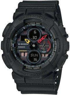 Мужские часы CASIO G-SHOCK GA-140BMC-1AER