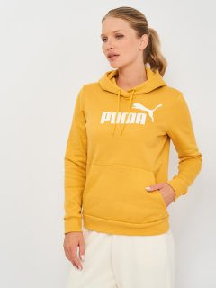 Худи Puma ESS Logo Hoodie FL 58678937 XS Mineral Yellow (4063699206241)