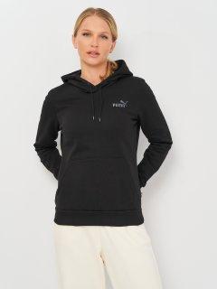 Худи Puma ESS+ Embroidered Hoodie 84608401 XL Black (4063699194203)