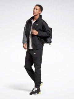Спортивный костюм Reebok Ts Tracksuit GT5729 XL Black (4064054438338)