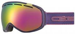 Маска горнолыжная Cebe Feel'In Purple Pink C2 (848391039403)