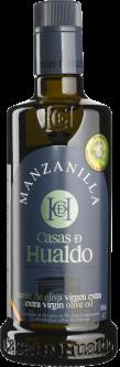Оливковое масло Casas de Hualdo Манзанилья Экстра Вирджин 500 мл (8437011668141)