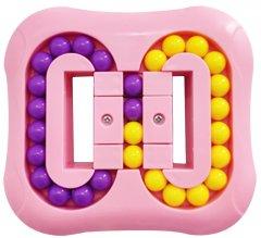 Головоломка Simple Антистресс IQ Ball Spinner Розовый (2000992409636)