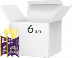 Упаковка пакетов для уборки за животными Лайkit 20 х 6 шт Желтые (14910105)