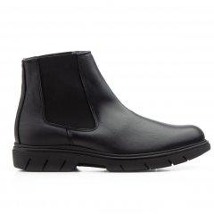 Чоловічі черевики челсі чорні Keelan 40 (1119_40)