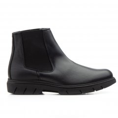 Чоловічі черевики челсі чорні Keelan 45 (1119_45)