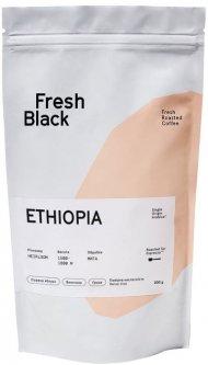Кофе в зернах Fresh Black Ethiopia Limu 200 г (4820205020759)