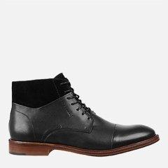 Ботинки Wojas 822171 45 (11.5USA) 29 см Черные (5901344011194)