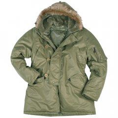 Куртка Аляска олива N3B Pancer Protection (XXL)