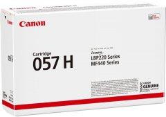 Картридж Canon 057H LBP223dw/226dw/228x/MF443dw/445dw/446X/MF449X Black (3010C002)
