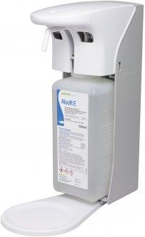 Дозатор для жидкого мыла/антисептика SARAYA ADS-500/1000 сенсорный
