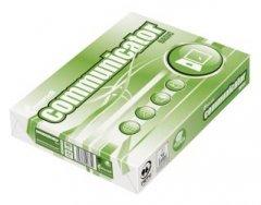 Набор бумаги офисной Communicator A4 80 г/м2 класс С 5 пачек по 500 листов Белая (CM.A4.80.BC_5п)