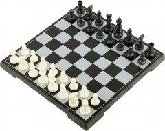 Магнитная настольная игра UB 3 в 1 Шашки + шахматы + нарды 36 х 36 см (49912) (2000999555282)