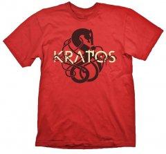 Футболка Gaya God of War Kratos Symbol размер M (GE6241M)